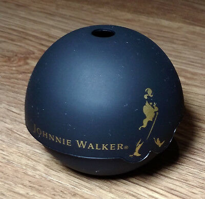 Johnnie Walker Ice Ball Mould (Golf Ball Size) New