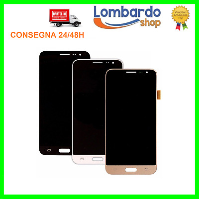 Display Lcd Touch Screen Per Samsung Galaxy J3 2016 J320 Sm-J320Fn Schermo Vetro