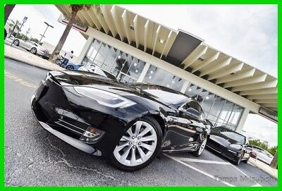 2017 Tesla Model S 90D ~~ ALL WHEEL DRIVE ~~ LIKE NEW !! ~~ 2017 90D Used Automatic Premium