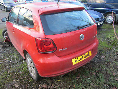 2010 Volkswagen Polo spare or repair