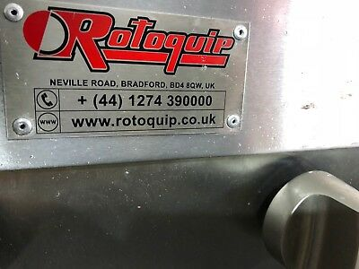 Catering Grill - ROTOQUIP Commercial