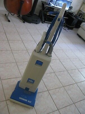WINDSOR Sensor S12 Commercial Upright Bagged Vacuum Cleaner No Attachments