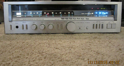 Vintage Sansui 3900Z Stereo Receiver Clean, Tested, No Static Knobs, Pic Opened