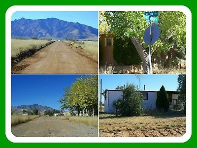 Southern Arizona~ Beautiful Cleared Buildable Lot~Zoned For Mobile Home