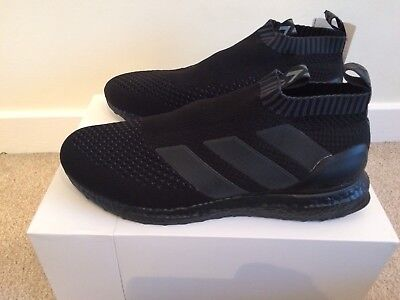 promo code e3a97 d6335 Adidas Ace 16+ Purecontrol Ultra Boost Triple Black UK 11 US 11.5