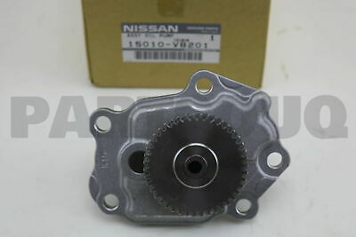 15010VB201 Genuine Nissan ASSY OIL PUMP 15010-VB201