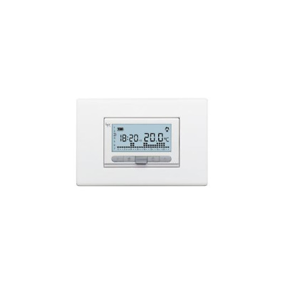 69409100 Bpt Chronothermostat Digital Weekly Recessed Th 350