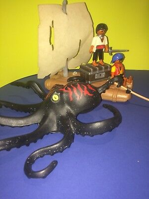 Playmobil Piraten Krake mit Floß 4291
