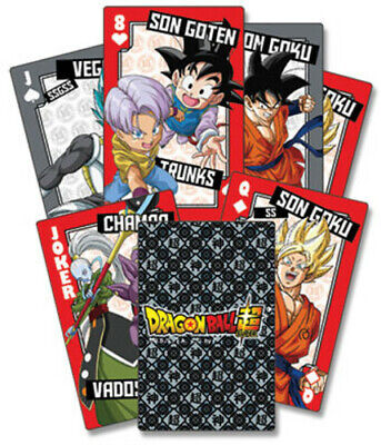 Dragon Ball Super - Champa Group Playing Cards 699858 (Game Misc Used Very Good)