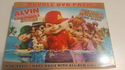 alvin and the chipmunks chipwrecked dvd 3 80 picclick