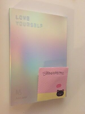 BTS Love Yourself Answer Version L