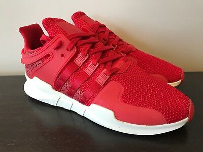 Adidas EQT Support ADV SIZE 11 11.5 Men Running Shoes Grey Pixel ...