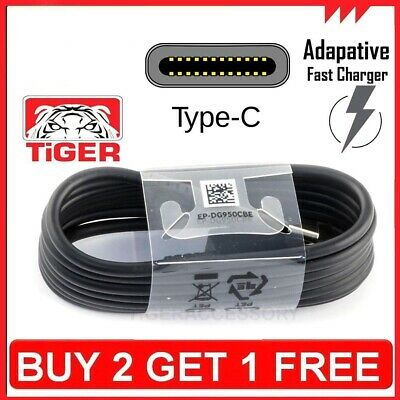 Samsung Galaxy S8 Type C Charging and Data Transfer Cable, 1m, BUY 2 GET 1 FREE