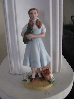 VINTAGE Judy Garland as Dorothy in Wizard of Oz Avon Porcelain Figure