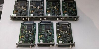 Lot of 7X HP Ethernet JetDirect Card 600N J3111A Network Print Server