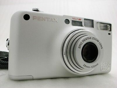 [Excellent+++] Pentax Espio 120SW 35mm Point & Shoot Film Camera from Japan #512