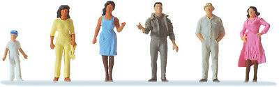 HO Scale People - Passers By