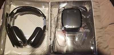 ASTRO A50 Wireless Gaming Headset for PS4/PS3/PC/Mac - Black