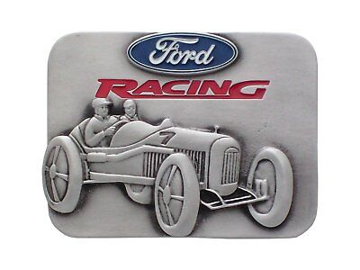 Ford Racing Belt Buckle