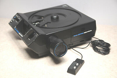 Kodak Carousel 4600 Slide Projector Lens Remote Tested 102 to 152mm lens remote