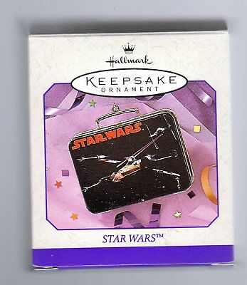 Star Wars Lunch Box Hallmark Ornament - Free Shipping