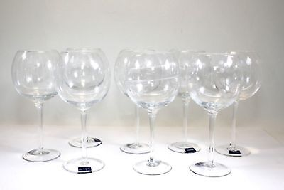 1df695e34f2 MIKASA CHEERS BALLOON Goblet Wine Glass, 24.5-Ounce, Set of 8 box ...