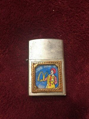VINTAGE 1970's  McDONALDS LIGHTER - EXC. COND.