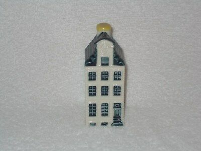 Klm Airlines Bols Blue Delft House #59