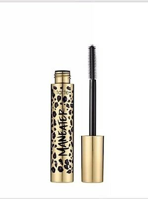 TARTE MANEATER VOLUPTUOUS MASCARA in Black 9ml New Fresh Stock **AUTHENTIC**