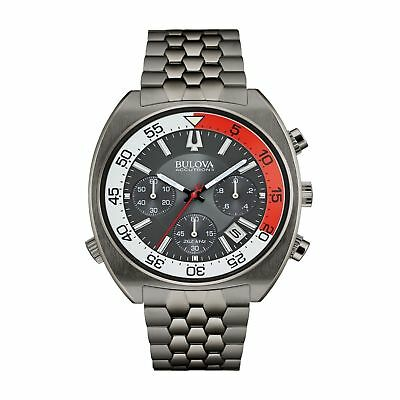 Bulova Men's Accutron II 98B253 Snorkel Collection Chronograph Watch