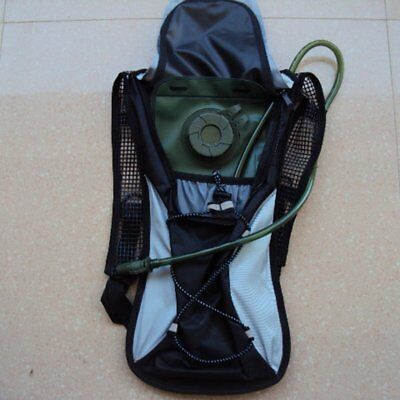 *Hydration Pack 2L Bicycle Hiking Hydration Bag Camping Running Water Bag 3 VF