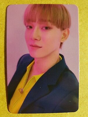 EXO CHEN #1 Authentic Official PHOTOCARD [LOVE SHOT] 5th Album Repack 첸