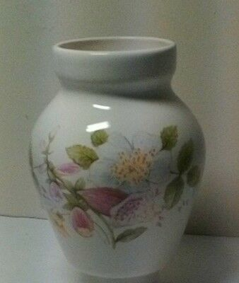 Dawlish  Pottery Pretty Small Floral Vase