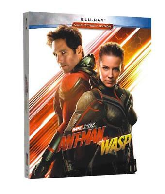 Ant-Man And The Wasp   ,Blu-Ray 2018,New