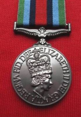 Medals - Osm. Operational Service Medal For Sierra Leone - Full Size.