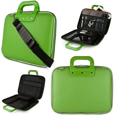 SumacLife Cady Laptop Case (Green) Asus Multimedia Entertainment N82 Series