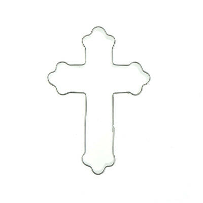 halloween cross stainless steel cutter biscuit cookie mold baking decor tool SP