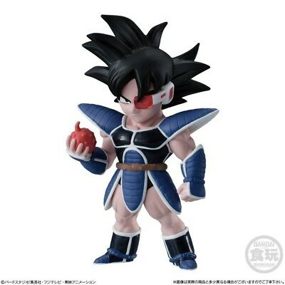 Dragon Ball Z Turles Candy Toy Adverge Vol. 8 Bandai New