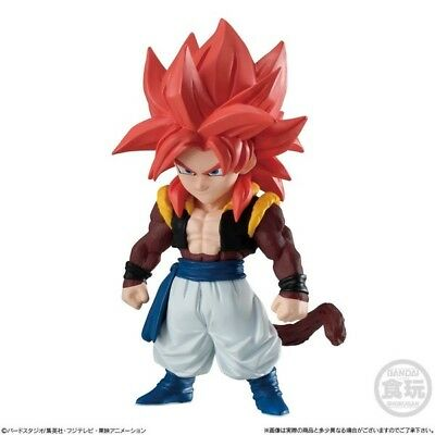 Dragon Ball Gt Gogeta Ss4 Candy Toy Adverge Vol. 8 Bandai New