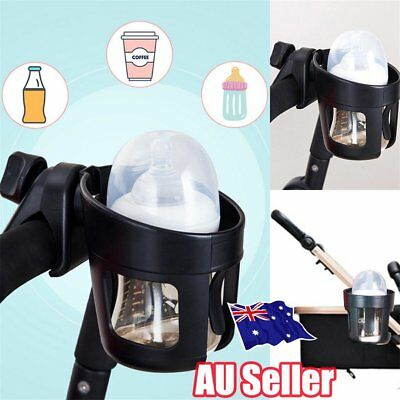 Drink Cup Bottle Holder Bag for Bicycle Baby Stroller Pram Buggy Pushchair BO