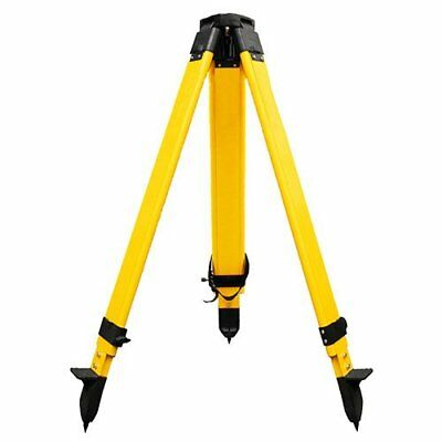 Wooden Tripod 6,7kg with screw clamp for Theodolite, Total Station