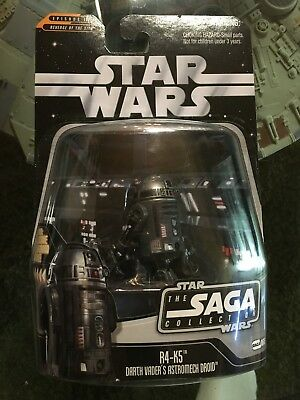 STAR WARS - The Saga Collection: SAGA-66: R4 K5