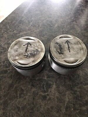 S&S Forged Big Bore Stroker Harley Evo Pistons 92-1900