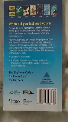 OFFICIAL HIGHWAY CODE BOOK DVSA LATEST EDITION 2018 19 DVLA L UK THEORY TEST Hw