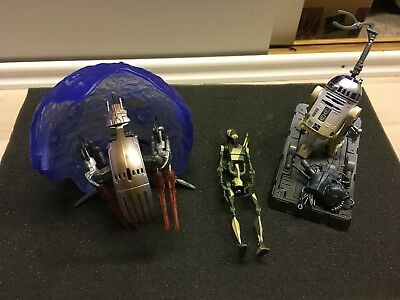 Star Wars Kenner / Hasbro Figuren Konvolut Droids etc.