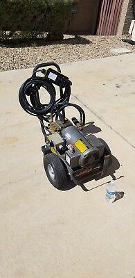 Landa PDE4-20021A 2000 psi ELECTRIC PRESSURE WASHER w/Wand * Works Perfect *