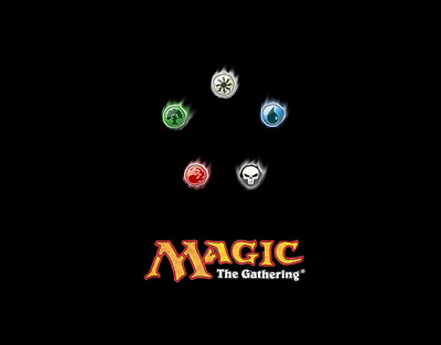 MANA SYMBOLS MAGIC the Gathering Playmat Ultra Pro MTG Play Mat