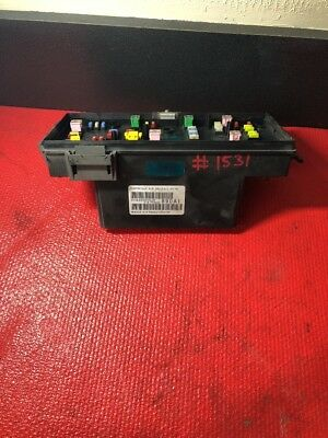 Ram Diesel 2500 3500 Tipm Totally Integrated Power Module 56049890Ai # 1531
