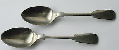 """PHILLIPH ASBERRY & SON """"Spoons"""" @ 5-1/2"""""""