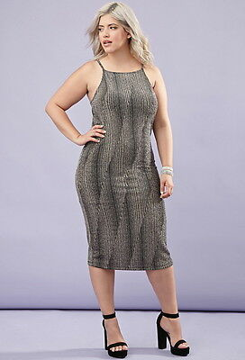 23c142db FOREVER 21 PLUS Size Metallic Gunmetal Sequin Top 2X - $20.69 | PicClick